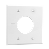 Double Gang Splitport™, White